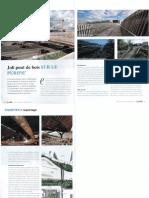 Artisans-Bois & Architecture - Joli pont de bois sur le périph'