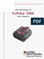 LTI TruPulse 200X User Manual.3