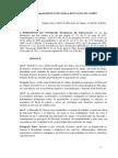 Anteprojeto Educacao Do Campo