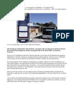 Empresa de Autobuses Werner—Las Quejas No Se Detienen--17 de Agosto 2013