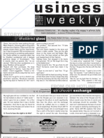 Business Weekly Parsha Re'eh