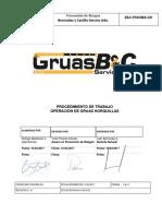 Grúa Horquilla BC PSSOMA GH Rev01