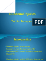 Duodenal Injury