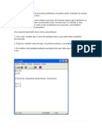 Programas Para Ecu.no Lineales