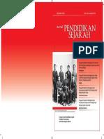 COVER Jurnal Pendidikan VOL 3 No