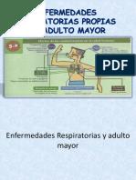 Enfermedades Respiratorias Propias Del Adulto Mayor Ccrh