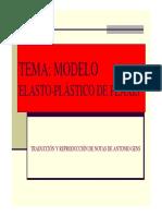 Modelo Elasto Plástico Plaxis