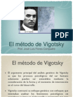 VI. El Metodo de Vygotsky
