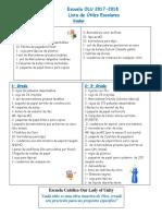 supply list spanish 2017 pdf