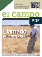 Sábado 26 noviembre 2016 Suplemento revista Campo Diario de la república San Luis.