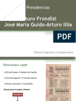 Frondizi Guido Illia