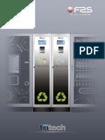 Tritech by Fas Scheda 03.16 Espa maquina de reciclaje