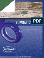 Bombas de Pulpa Español