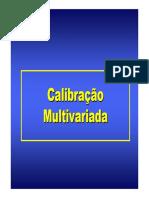 Microsoft PowerPoint - IVCalibraçãomultivariada