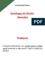 Sociologia Revisão 2017 C