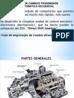 CAJA AUTOMATICA SECUENCIAL DSG.pptx