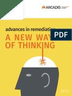 Advances in Remediation-eBook