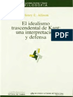 Henry E. Allison-El idealismo trascendental de Kant_ una interpretación y defensa-Anthropos  _ Universidad Autónoma Metropolitana (1992).pdf