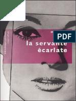 Atwood Margaret - La Servante Écarlate