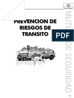 Prevencion de Riesgos de Transito