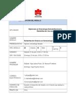 Syllabus Primer Modulo