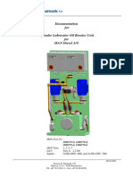 Pump Unit 1890775-9, 1890776-0 1890778-4, 1890779-6