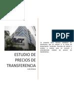 Guía Técnica de Estudios de Precios de Transferencia