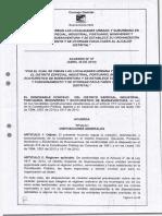 Acuerdo 07 de 2014 Creacion Localidades en Buenaventura