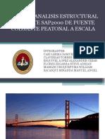 Diseño y Analisis Estructural Mediante Sap2000 de Puente