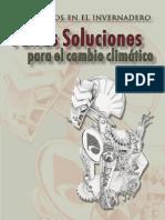 Falsas soluciones para el cambio climático