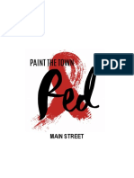 paint the town red final