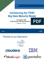 TDWI BDMM 021114