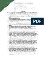 Educación Hospitalaria y Domiciliaria