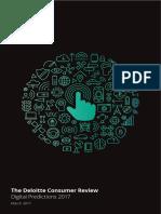 Deloitte Uk Consumer Review Digital Predictions Note