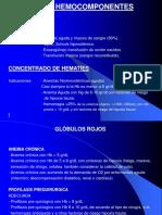 Uso de Hemocomponentes - 2