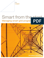 Managing Smart Grid Programmes