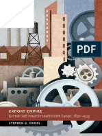 2015 GROSS Export Empire German Soft Power in Southeastern Europe 1890–1945