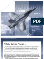 Boeing FA-18E/F Super Hornet Flip Book 2007