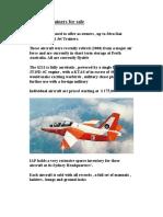 s211 Jet Trainers