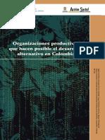 Organizaciones De Colombia