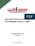 """Geoff Diehl / President Trump """"Handshake"""" - Official Report of Media Analysis TT1788"""