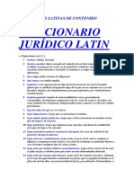 Diccionario Latin - l