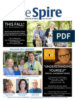 The Spire Newsletter, July 25, 2017