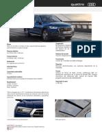 Audi Q5 2.0 TFSI 252 HP