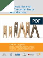 Informe Fecundidad y Comportamiento Reproductivo 2017
