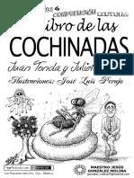 Actividades de Comprension Lectora - El Libro de Las Cochinadas