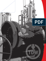 TDW Pipeline Pigging Catalog