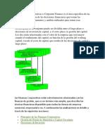 Las Finanzas CorporativaFinanzas Corporativas