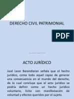 Clases de Derecho Civil Económico Uigv (1)