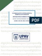 Antologia Coordinación e Inteligencia Pericial en Indicios